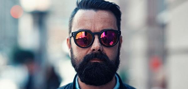 Мужские круглые очки 2018