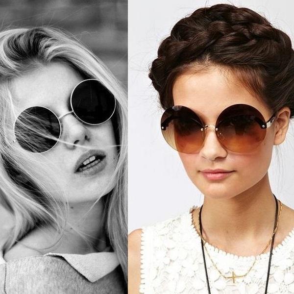 Модные солнцезащитные очки 2018  фото a4eb68467ce02