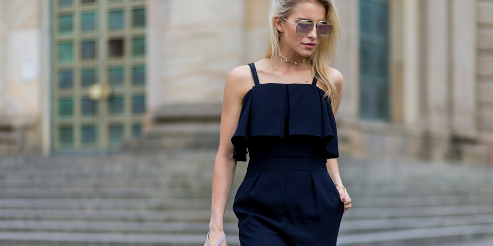 Модный look с очками