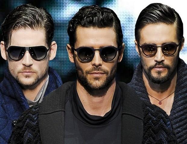 мужские очки классические фото